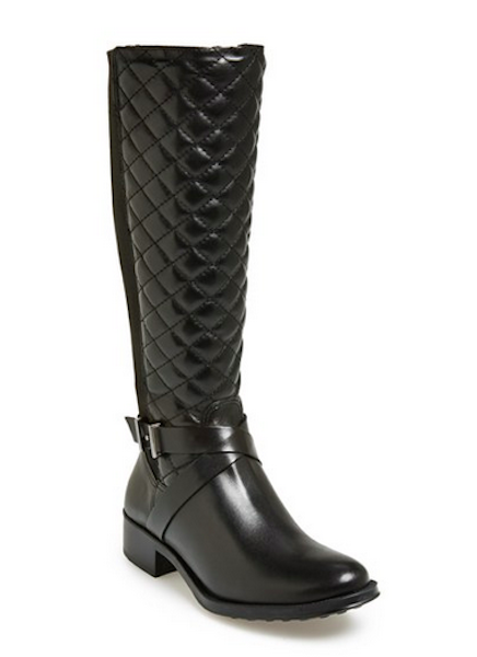 André Assous 'Seabiscuit' Waterproof Quilted Boot