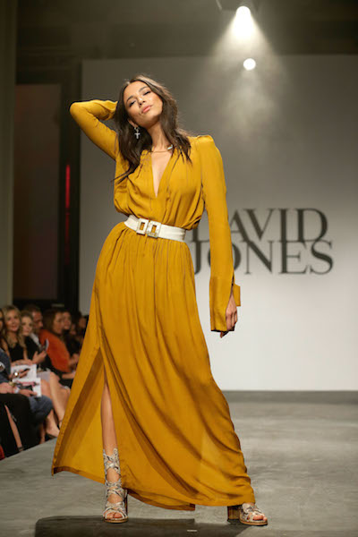 David Jones Spring/Summer by Kit X