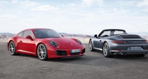 New generation of the Porsche 911 Carrera
