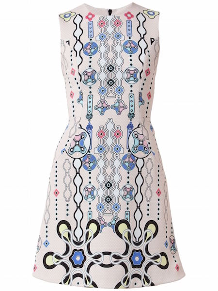 Spring Racing Carnival Peter Pilotto Nova Dress