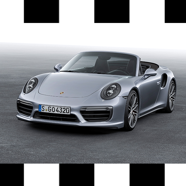 The Ultimate 911 Models: New 911 Turbo and Turbo S