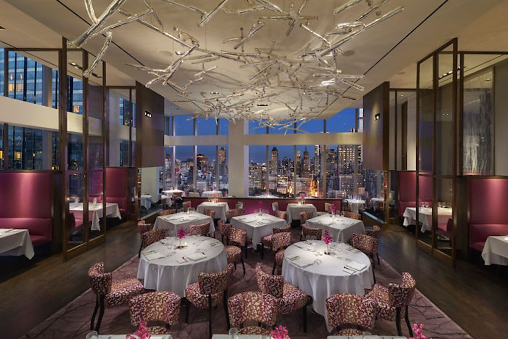 Asiate Restaurant at Mandarin Oriental New York
