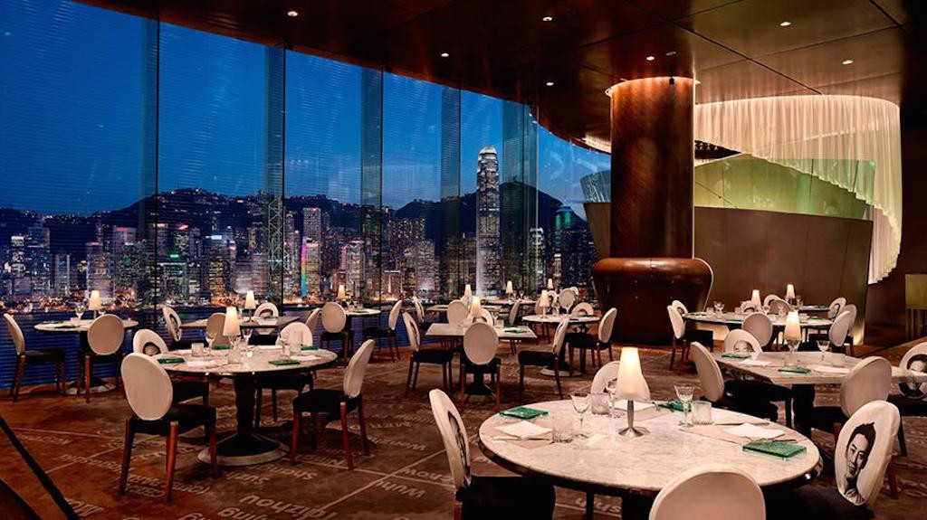 Felix Restaurant at Peninsula Hong Kong