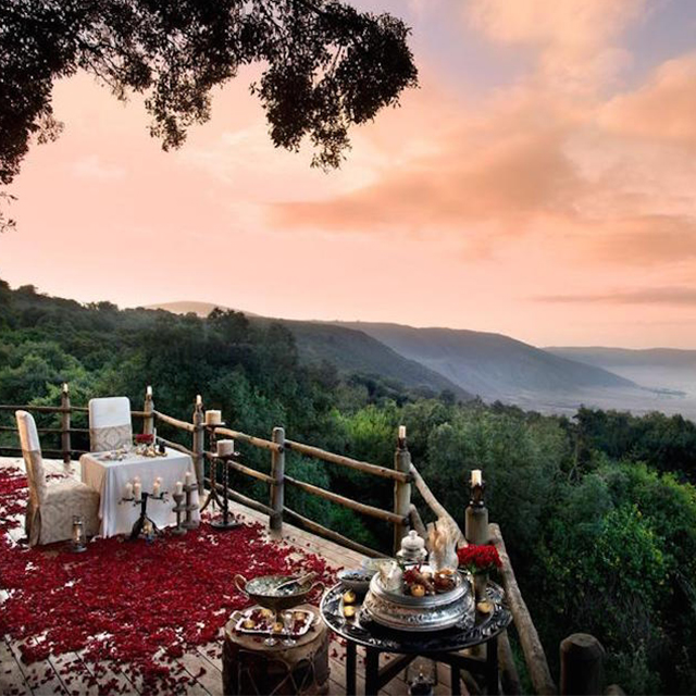 10 Restaurants With A View To Feast On