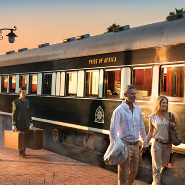 5 Most Luxurious Train Journeys In The World