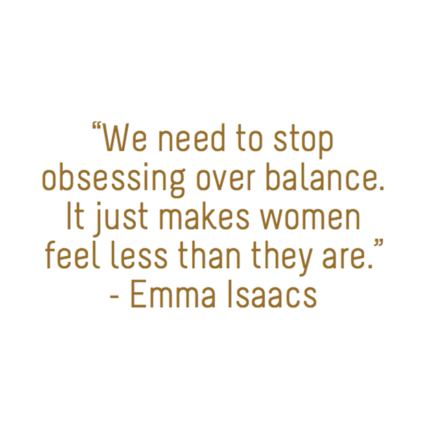 Emma Isaacs: Inside The Mind Of A Business Chick