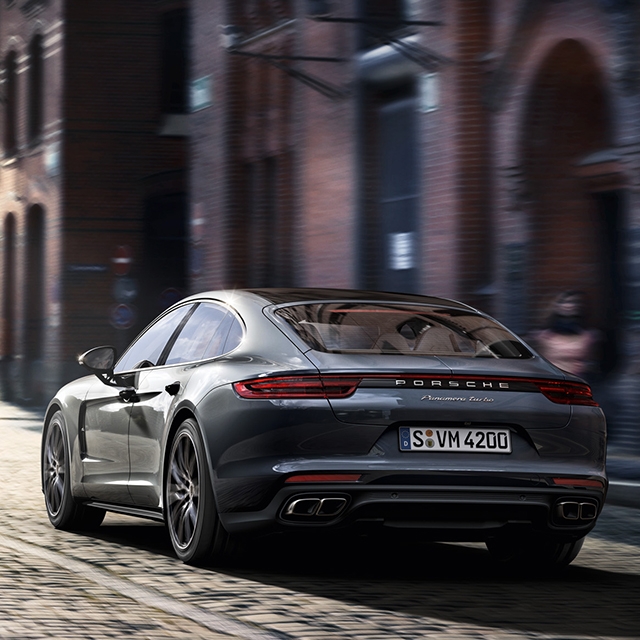 The New Porsche Panamera: A Sports Car Among Luxury Saloons
