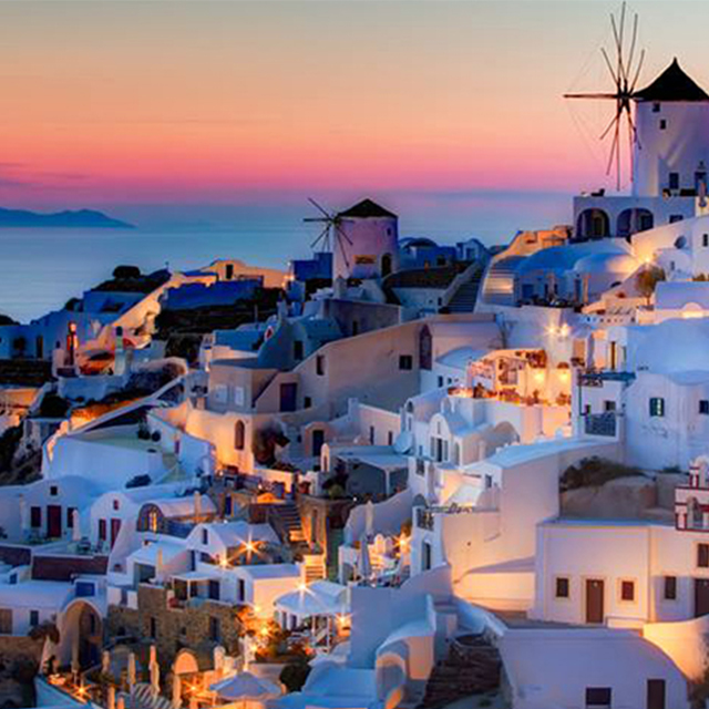How To Lose Your Heart To Santorini
