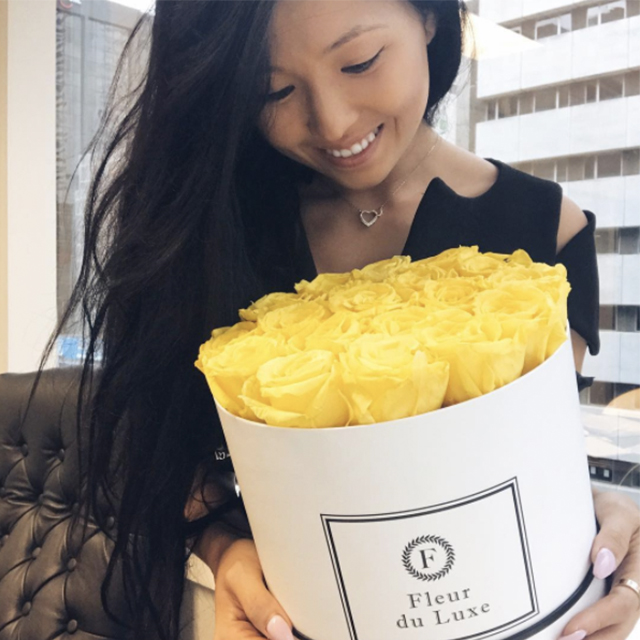 Bakulia Ayupova: Delivering Flowers That Last A Year